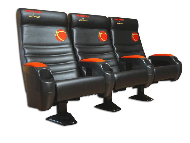 Panchine per giocatori tavoli giuria accessori sport system