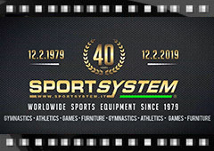 Sport System 40 anni di attrezzature sportive nel mondo 1979-2019
