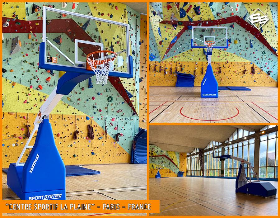 """""""Centre Sportif la Plaine"""" - Paris - France"""