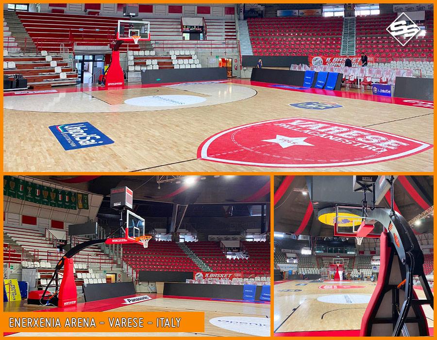 Enerxenia Arena  - Varese - Italy