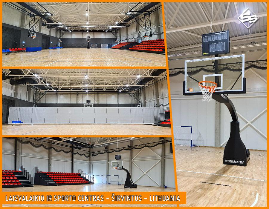 Laisvalaikio ir sporto centras - Širvintos - Lithuania