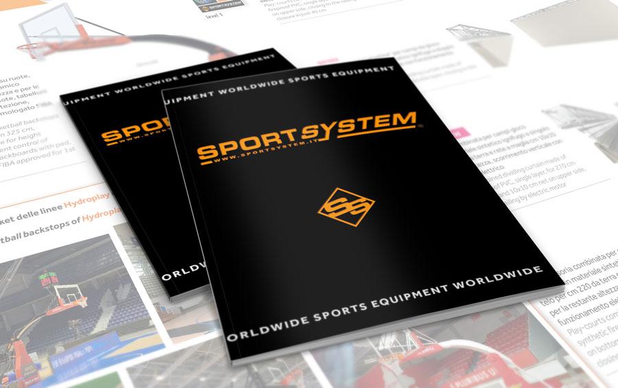 Nuovo Catalogo generale 2021 di Sport System